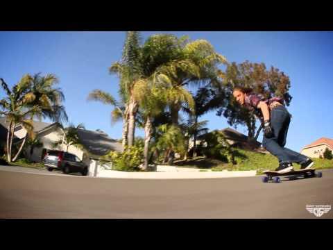 How do your longboard wheels slide?