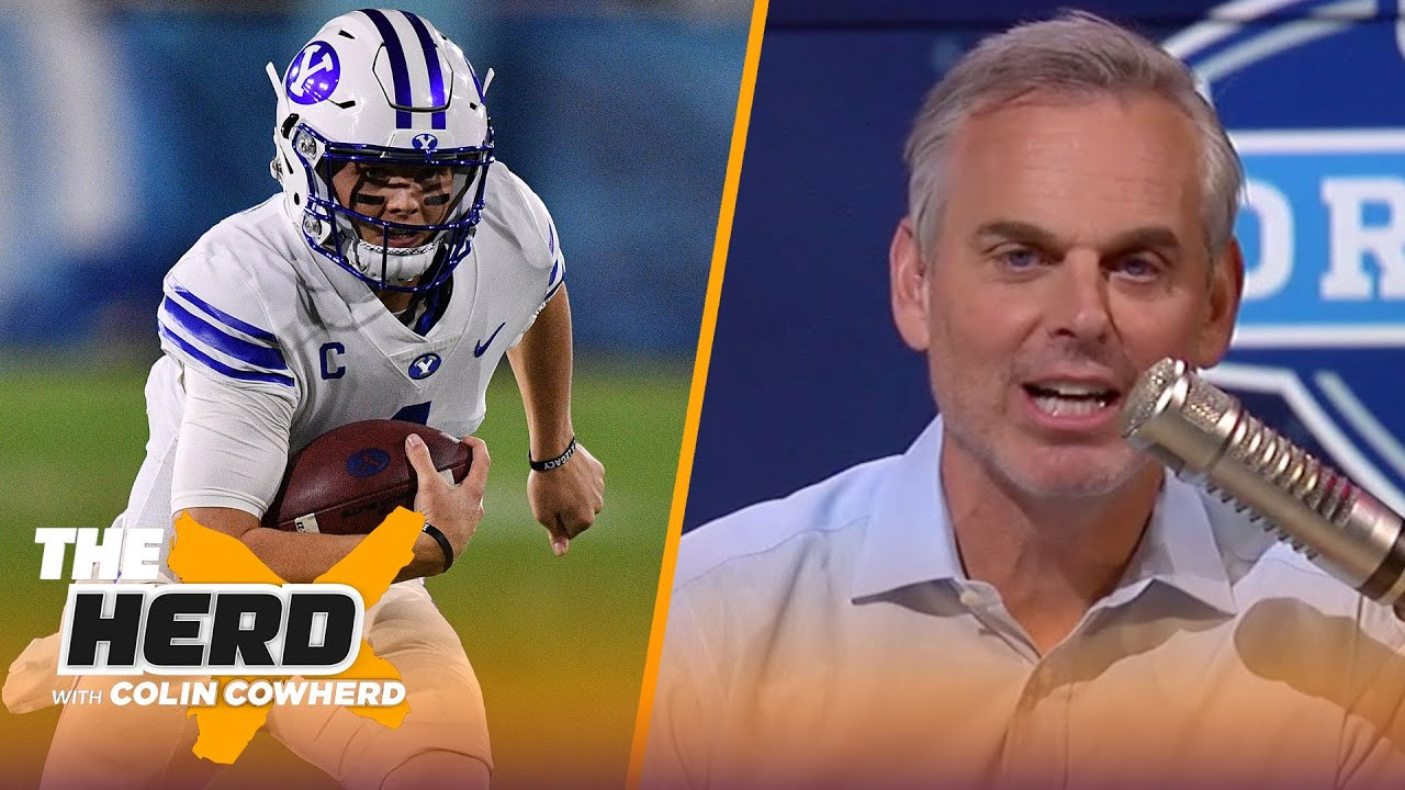 Colin Cowherd reveals his newest Mock Draft with the NFL Draft just 8 days away   NFL   THE HERD
