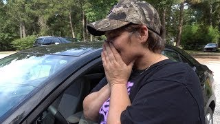 I GAVE MY SISTER A NEW CAR! (EMOTIONAL)