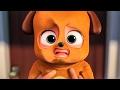 THE BOSS BABY Baby Break Movie Clip Trailer 2017
