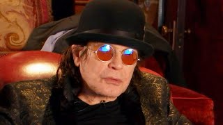 Watch Ozzy Osbourne Explain His EMOTIONAL Response to The Notebook