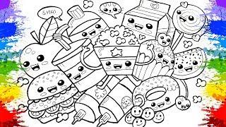 Colorir Desenho Mal Descendentes 3 Disney Jogo De Pintar Infantil