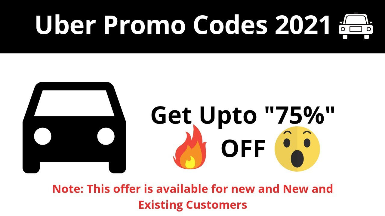 Uber Promo Codes, Coupons & Deals 2021 | 100% Verified | Shopwithsave.com