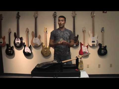 Caring for your Music Man neck & Fretboard