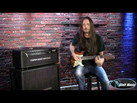 Reb Beach playing the Suhr PT-100 Custom Audio Amplifier