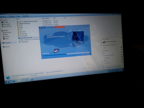 How to install Wifi Driver in windows 7 HP LANAVO ASUS and many more