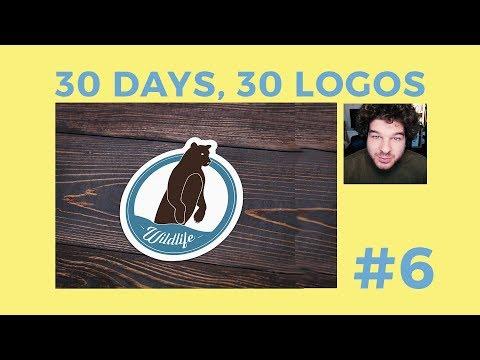 30 Days, 30 Logos #6 - Wildlife