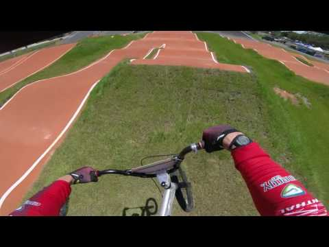 GoPro Martijn Jaspers at Sarasota BMX track