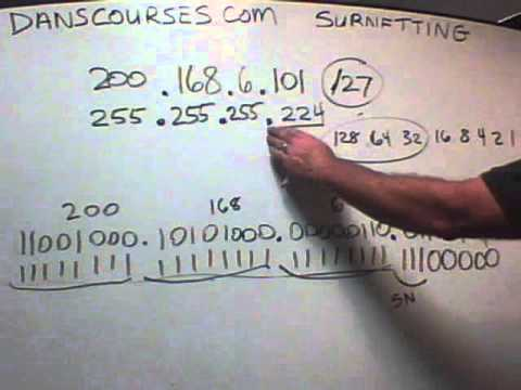 Subnetting - Finding the Subnets - part3