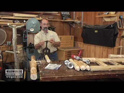 Woodworking Project Tips - Making Rustic Furniture - The Basics