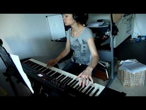Metallica - Fight Fire With Fire - piano cover [HD]