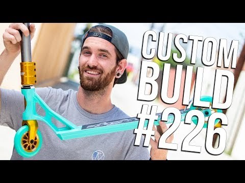 Viewer's Choice Custom Build [#226] │ The Vault Pro Scooters