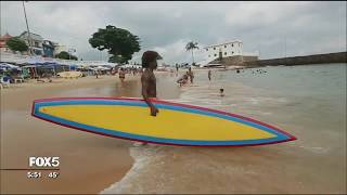 Brazil, part 2: Beaches, Cuisine, and Music of Salvador [WORLD CITIZEN]