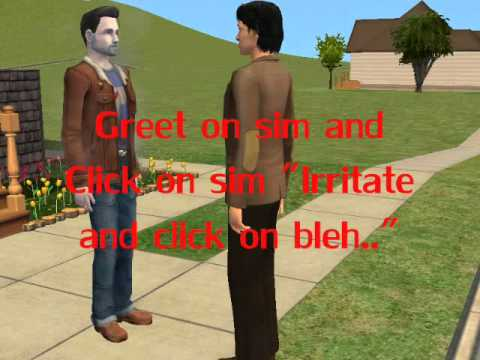How To Make Your Sims Vampires HD