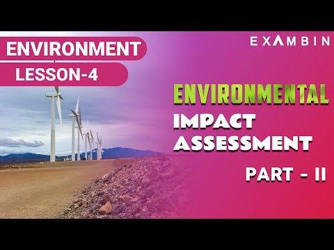 Environment Impact Assessment Part II