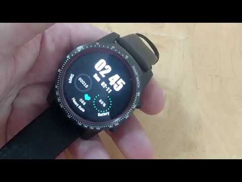 Allcall W1 android smart watch review