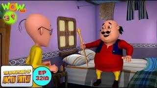 Motu Aur Jaadu ki chadi - Motu Patlu in Hindi - 3D Animation Cartoon - As on Nickelodeon