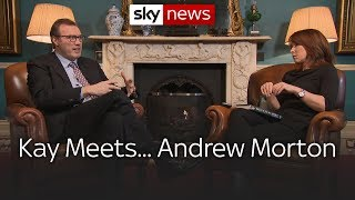 Kay meets... royal biographer Andrew Morton