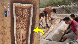 10 Shocking Recent Archeological Discoveries that Baffled Scientists