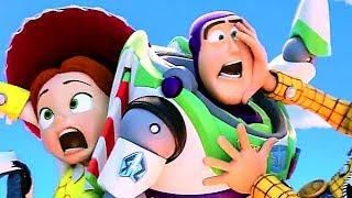 TOY STORY 4 Full Pixar Movie Trailer (Animation, 2019)
