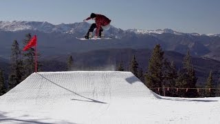 How To Snowboard - Basic Grabs w/ Pat Moore | TransWorld SNOWboarding