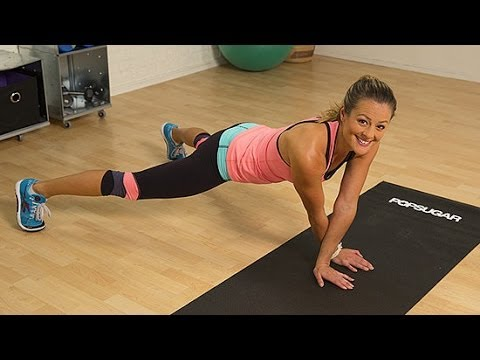 Breast Enhancing Workout | Natural Lift Exercises | POPSUGAR Training Club