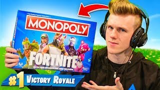 Using Fortnite Monopoly To WIN?