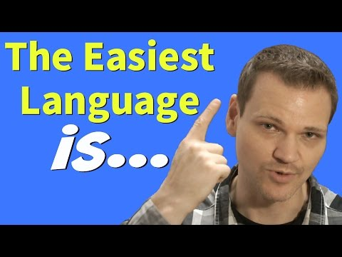 What's the Easiest Language to Learn?