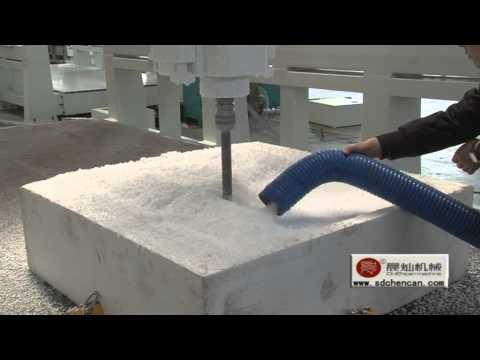 3 Axis Foam & Wood CNC Molding Machine CC-BS2540B