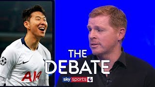 Which English club will go the furthest in the Champions League? | The Debate | Cole & Lennon