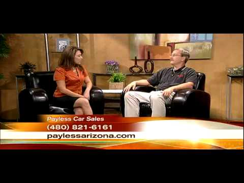Payless Car Sales, Now Arizona Car Sales as seen on ABC15 Sonoran Living Live!