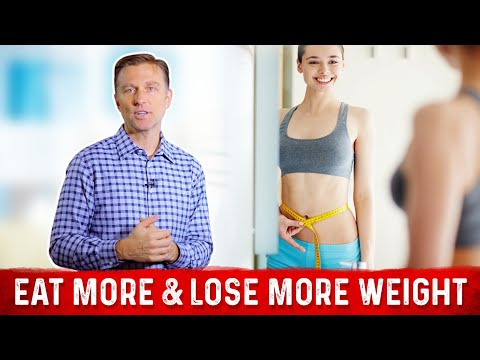 Eat More Calories & Lose More Weight (adding Intermittent Fasting)