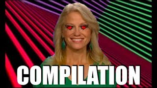 Kellyanne Conway Interview Compilation - Best Moments