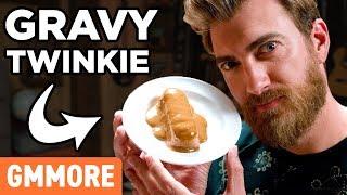 Download Gravy Covered Twinkie Taste Test Video