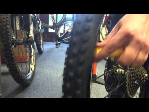 Tubeless MTB Tyre Fitting in 2mins | DirtTV