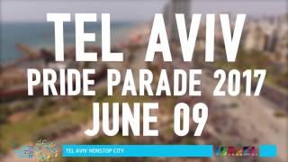 Let It B: Tel Aviv Pride Parade 2017