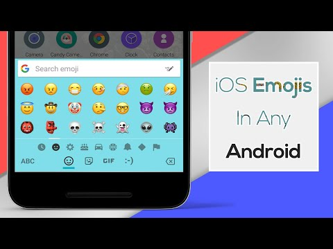 Get iOS Emoji In Any Android! (Latest)