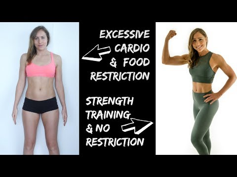 Why doing too much cardio is USELESS (if your goal is to look lean and muscular)
