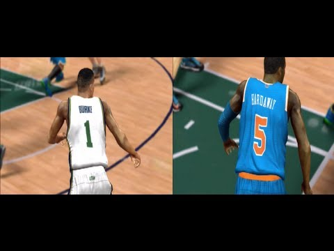 NBA 2K13 - Thoughts on Trey Burke and Tim Hardaway Jr.