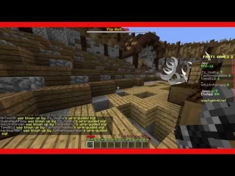 Minecraft : Mini-jeux - [1] La fureur des jeux