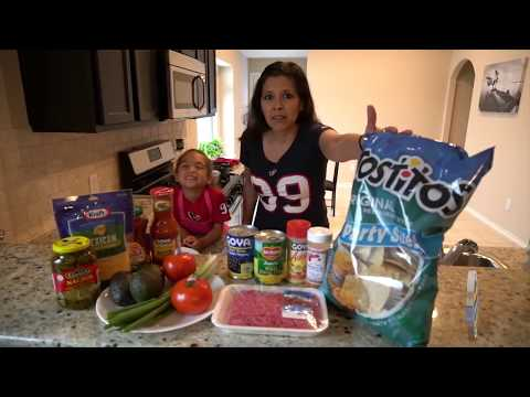 How to Make Black Bean Nachos