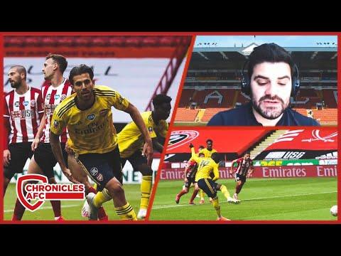 Sheffield Utd 1-2 Arsenal | FA Cup | Review | Dani Ceballos To The Rescue!