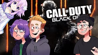 Call of Duty Neptunia Ops 3 - Multilplayer - Free For All