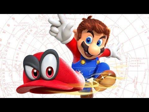 Super Mario Odyssey pt 7