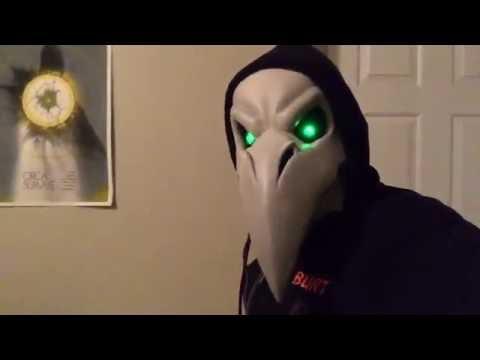 Plague Doctor Reaper mask