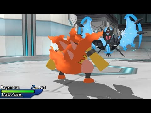 This is Why Magmortar is The Best. Pokemon Ultra Sun Ultra Moon.
