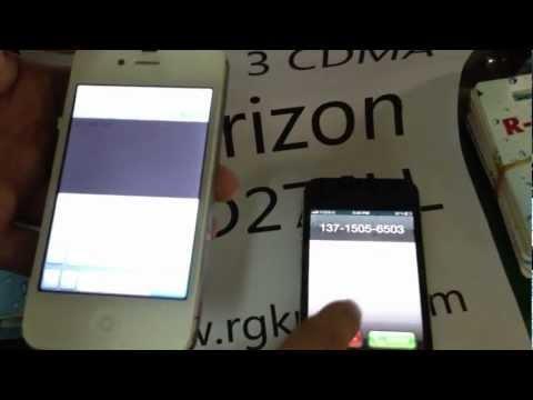 R-SIM 3 iOS 5.1 iPhone 4S Unlocking and Verizon iOS 5.01 Unlocking Review