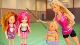 Download НАСМЕШНИЦЫ БУДУТ НАКАЗАНЫ! Мультик #Барби Куклы Игрушки Для девочек Про Школу Video