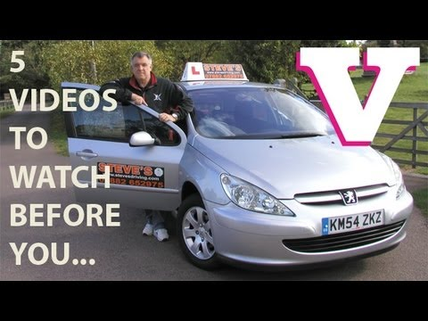5 Videos To Watch Before You: Drive A Car - Ep 4