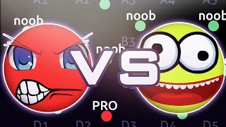 NOOB VS. PRO - ALIS.IO